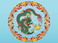 Link toChinese dragon vector free