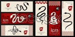 Link toChinese new year banner vector