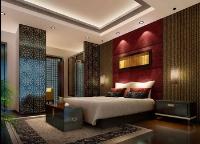 Link toChinese-style luxury bedroom scene model