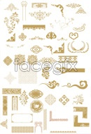 Link toChinese traditional pattern vector