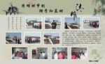 Link toChing ming festival bulletin board psd