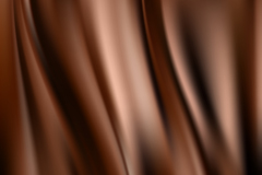 Link toChocolate-colored silk background design vector