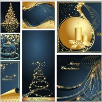 Link toChristmas background christmas dream vector background a