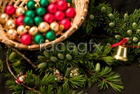 Link toChristmas balls high definition pictures