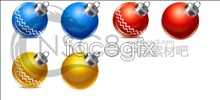 Link toChristmas balls icons