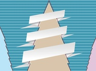 Link toChristmas card design graphics vector free
