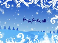 Link toChristmas card design vector free