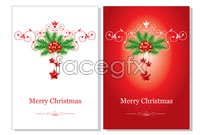 Link toChristmas cover design vector