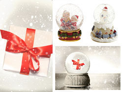 Link toChristmas crystal ball hd pictures