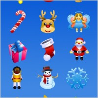 Link toChristmas dolls icons icons pack