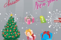 Link tovector ai gift Christmas