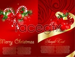 Link toChristmas gifts-vector