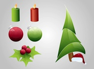 Link toChristmas graphics vector free