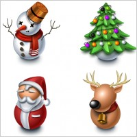 Link toChristmas icons 2 icons pack