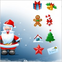 Link toChristmas icons icons pack