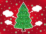 Link toChristmas layout vector free