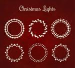 Link toChristmas lights-loop vector