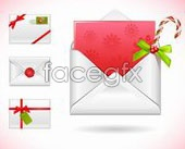 Link toChristmas mail vector tools