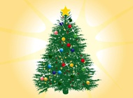 Link toChristmas pine vector free