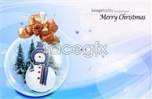Link topsd templates snowmen globes snow Christmas