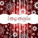 Christmas theme background vector