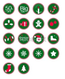 Link toChristmas-themed icons