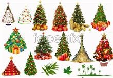 Link toChristmas tree collection psd
