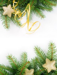 Link toChristmas tree decoration material picture download