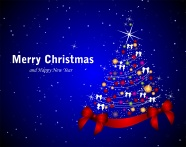 Link toChristmas trees background pictures to download
