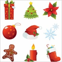 Link toChristmas vector icons