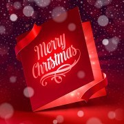 Link toChristmas with 2014 new year creative background set 06 vector