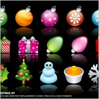 Link toChristmas xp icons icons pack