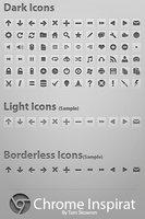 Link toChrome inspirat icons