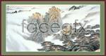 Link toChudo landscape painting 2 psd