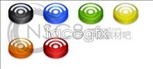 Link toCircle css desktop icons