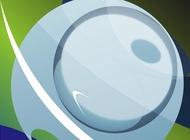 Circle design vector free