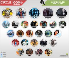 Link toCircle icons - pack v2