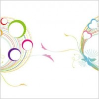 Link toCircle pattern vector