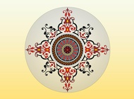 Link toCircle vector decoration free