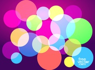 Link toCircles vector background free