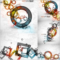 Link toCircular and square pattern vector