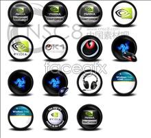 Link toCircular design icons