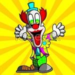Link toCircus clowns vector