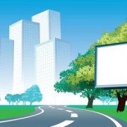 Link toCity billboards creative design vector graphics 04 free