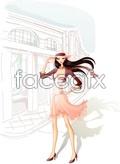 Link toCity fashion beauty vector
