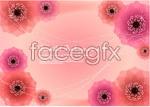 Link toCity flower vector background