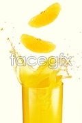 Link toCity of orange juice psd