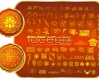 Link toClassic border designs 4 chinese dragon vector