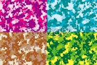 Link toClassic camo background vector