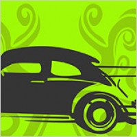 Link toClassic cars vector material